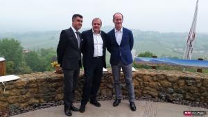 Conferenza stampa Giro D'Italia 2017