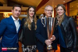 Festa scudetto IMOCO Volley